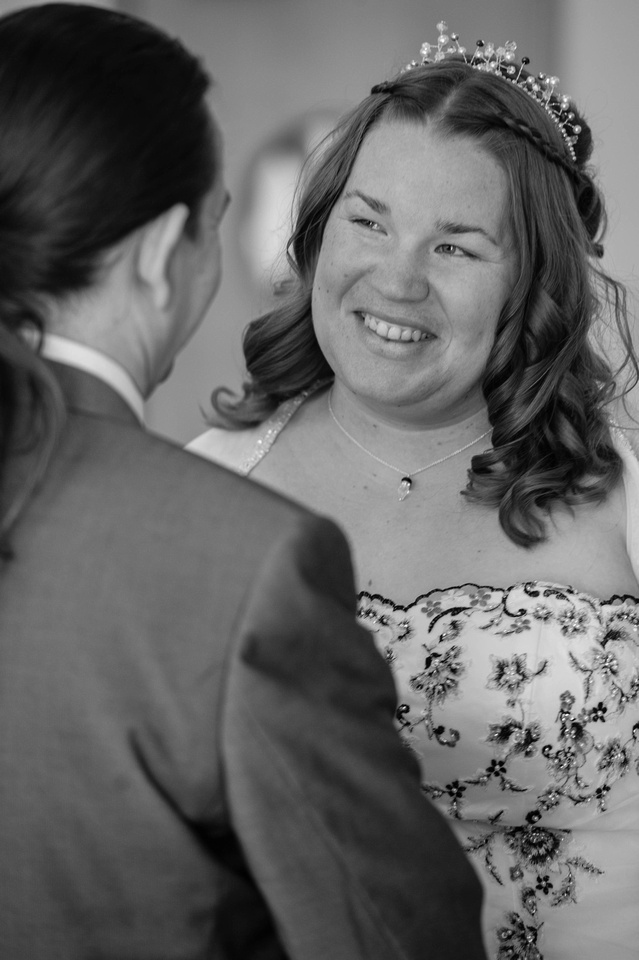 Leicestershire Wedding of Annamarie and Richard